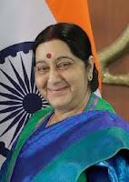 भारतीय जनता पार्टी के पूर्व विदेश मंत्री सुषमा स्वराज (Sushma Swaraj) का  67 साल की उम्र में निधन हो गया।
