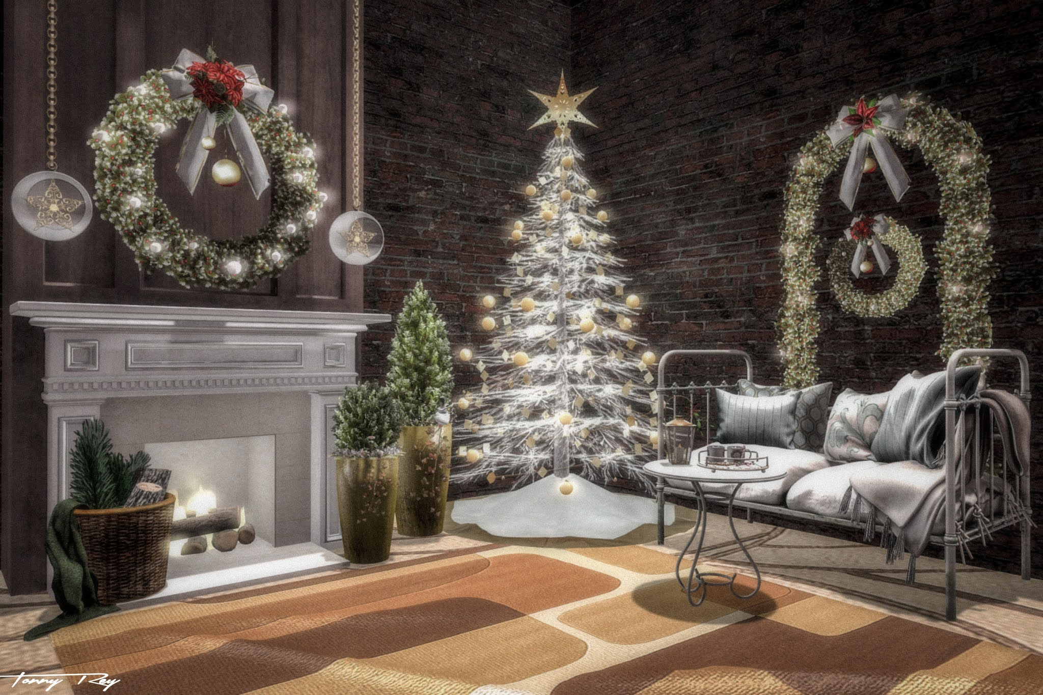 Swank Event – Traditionnal Christmas…