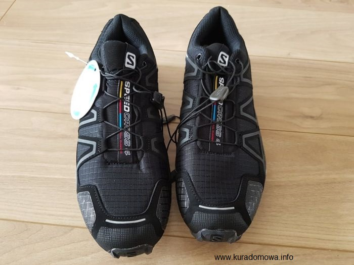 Buty Salomon Speedcross 4 Wide z AliExpress | Lifestyle