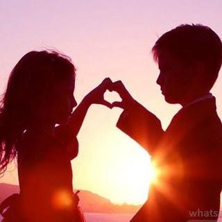 Whatsapp DP for Love