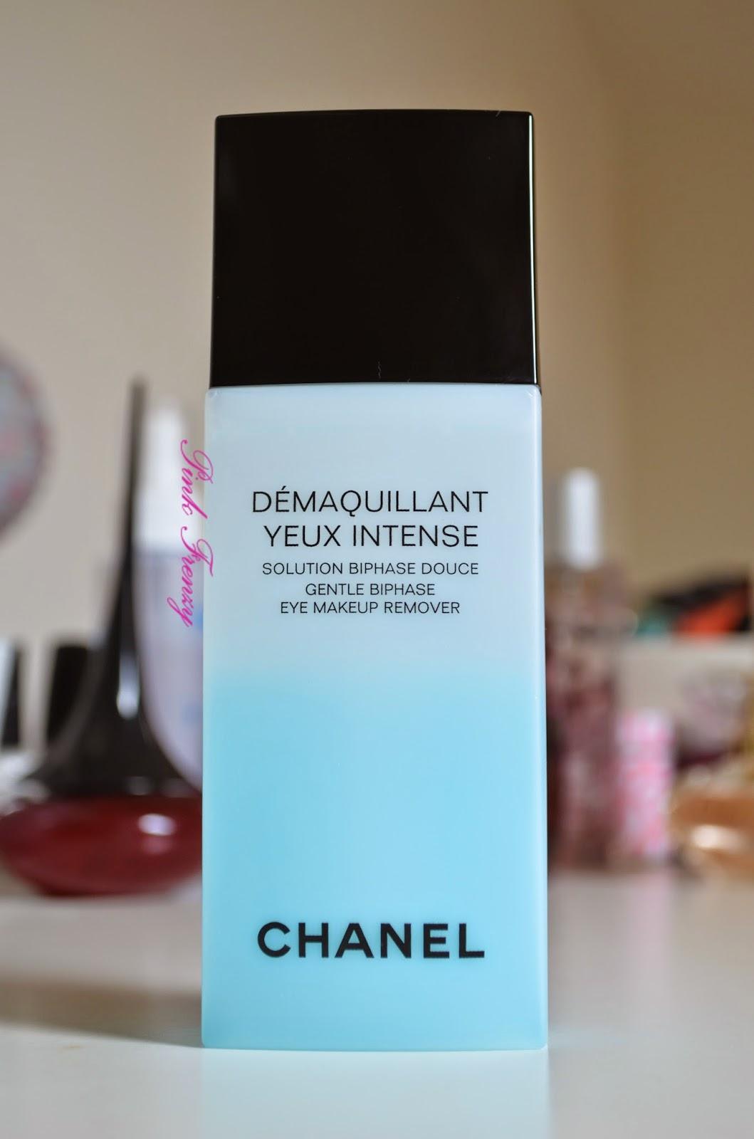 Chanel eye makeup remover