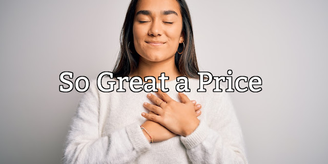 This 1-minute devotion reminds us of some wonderful truths about God's love and mercy.