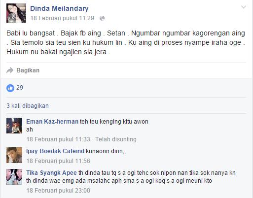 Para Netizen Salah Sangka Ternyata Ina Si Nononk Sudah Menikah Punya Anak Lagi, Bukan Anak SD/SMP!