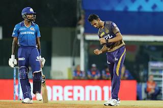 CricketHighlightsz - KKR vs MI 5th Match IPL 2021 Highlights
