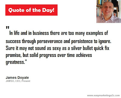 Biz Quote by James Doyle