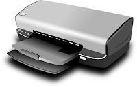 HP Deskjet D1660 Driver Download