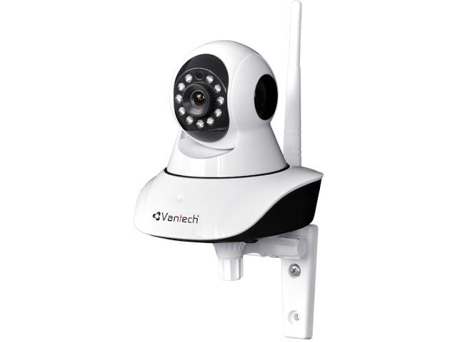Phần mềm cho Camera IP hồng ngoại không dây VANTECH VT-6300C