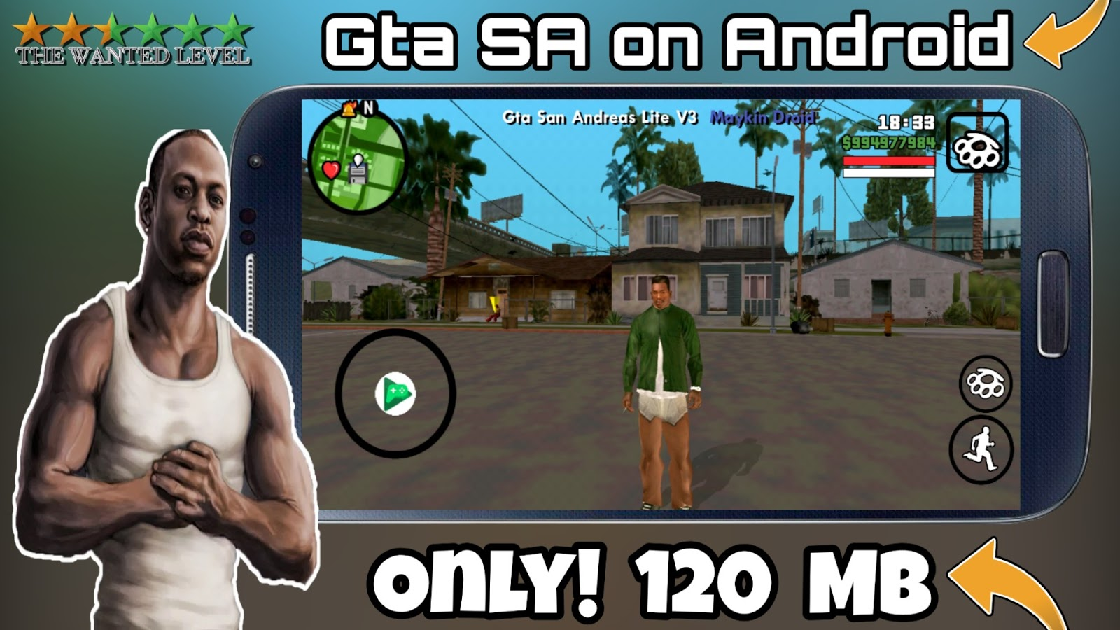 120 MB] How to Download GTA SA on Android | Highly