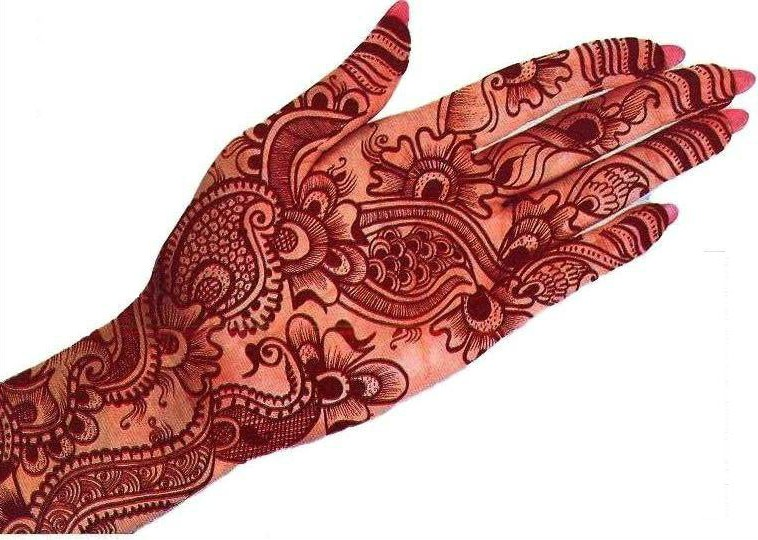 Bridal Mehndi Designs: Arabic Mehandi Design Pictures ...