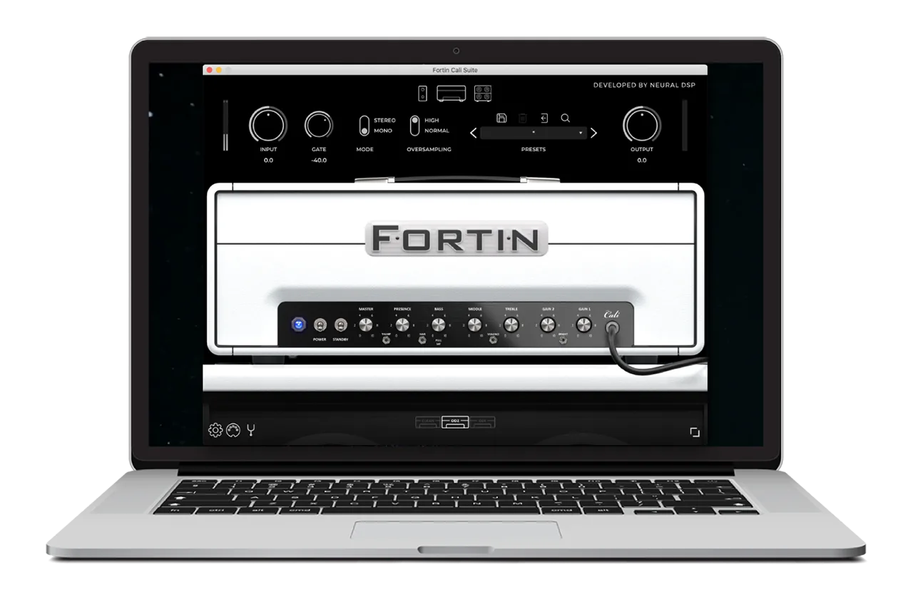 Fortin Cali Suite by Neural DSP Torrent Download v1.0.0