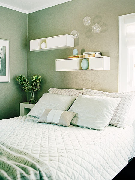 quarto-verde-decoração