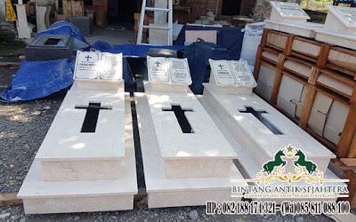 Makam Kristen Marmer, Marmer Untuk Makam, Model Makam Kristen