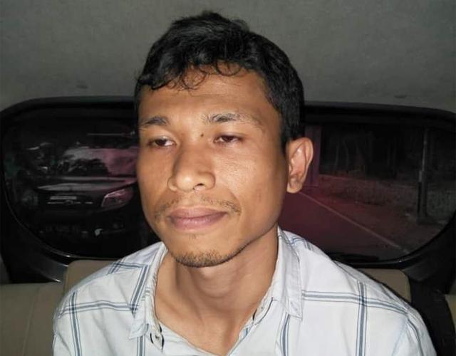 AS, dosen pembunuh perawat cantik Intan Mulyatin