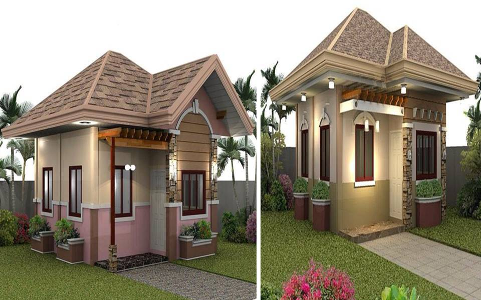 Lovely Affordable Home Construction #10: Small Houses Plans For Affordable Home Construction