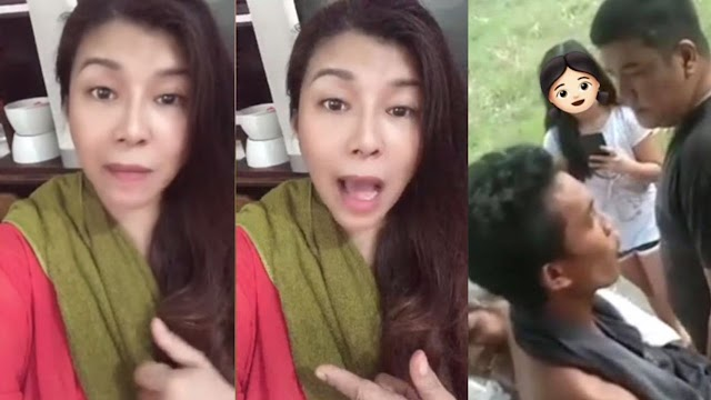 Mystica, Nakatanggap Ng Batikos Dahil Sa Kaniyang Opinyon Tungkol Sa Viral Video Ng Pulis Sa Tarlac