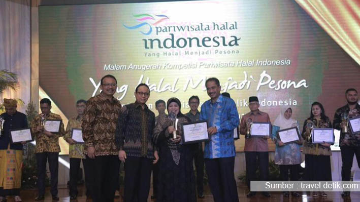 Kompetisi Pariwisata Halal Nasional