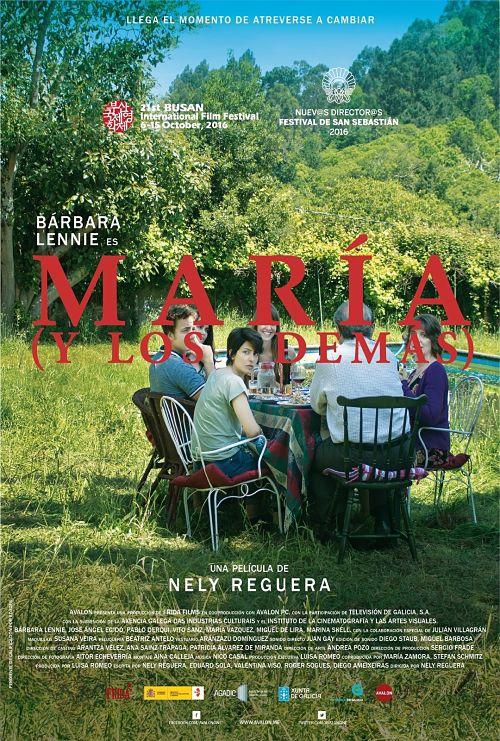 Cartel: María (y los demás) (2016)