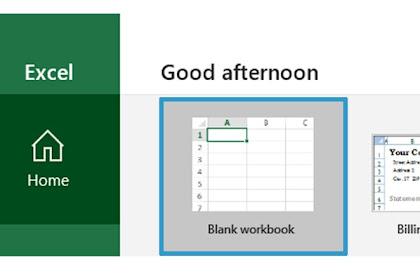 Cara Print Poster atau Foto Berukuran Besar Dengan Kertas A4 atau F4 Di Microsoft Excel 2016