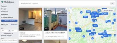 Facebook Marketplace: Facebook Marketplace: the AI Marketplace Service Provider