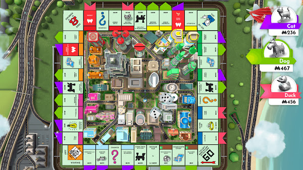 Monopoly (Unlimited Money/All Unlocked)