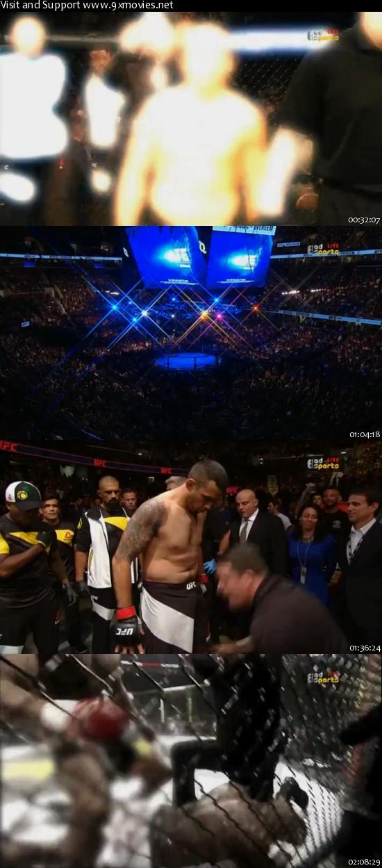 UFC 203 Miocic vs Overeem HDTV 480p
