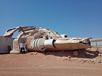 Coober Pedy BIG Thing | Space Ship