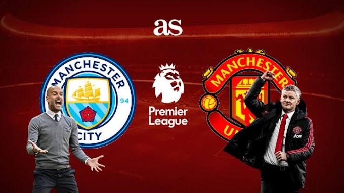 Stream Manchester City vs Manchester United