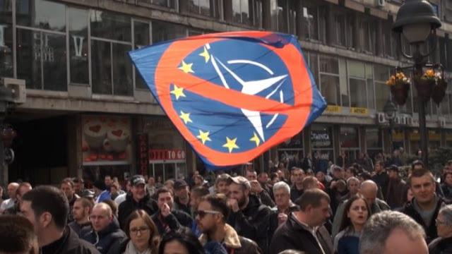 ΕΙΔΗΣΗ-ΒΟΜΒΑ: ΜΗΝΥΣΗ ΚΑΤΑ ΤΟΥ NATO!
