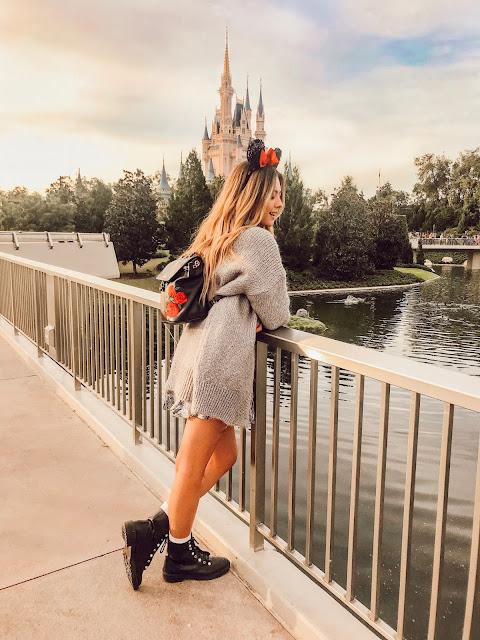Cinderella's Castle Photo Spots