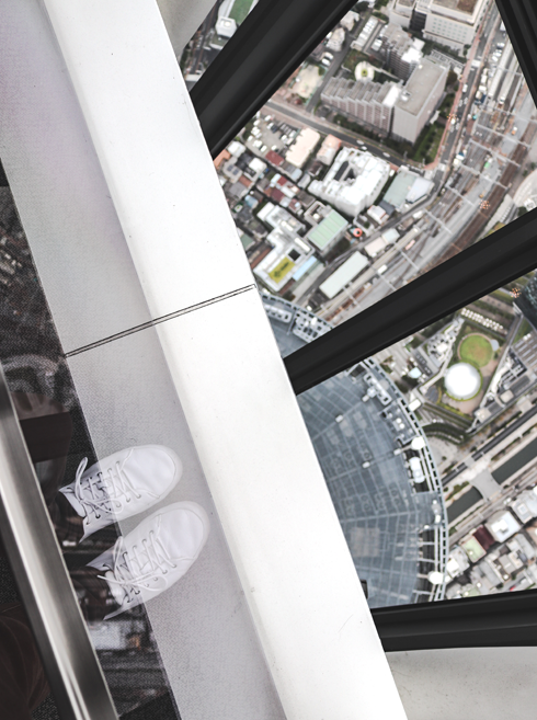 Tokyo Skytree Tembo Galleria