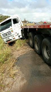 Vereador de Nova Palmeira envolve-se em acidente em Fortaleza