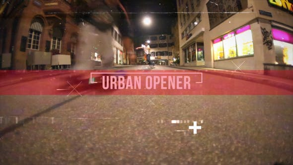 Urban Opener[Videohive][After Effects][19749642]
