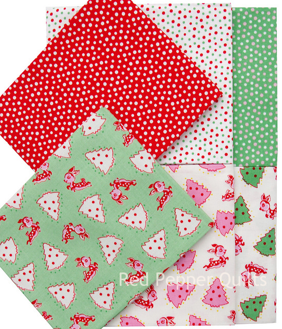 Little Joys by Elea Lutz for Penny Rose Fabrics | Red Pepper Quilts 2015