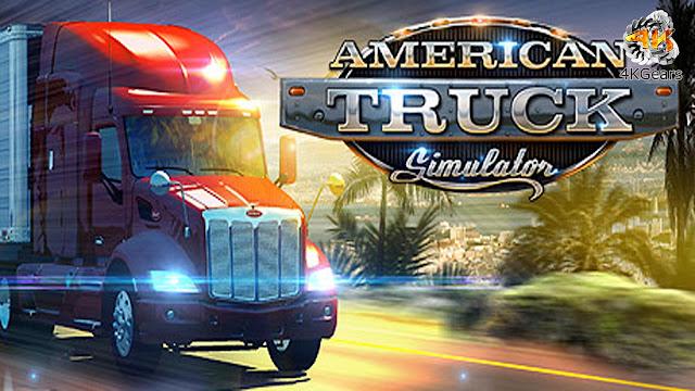 American Truck Simulator Gratis
