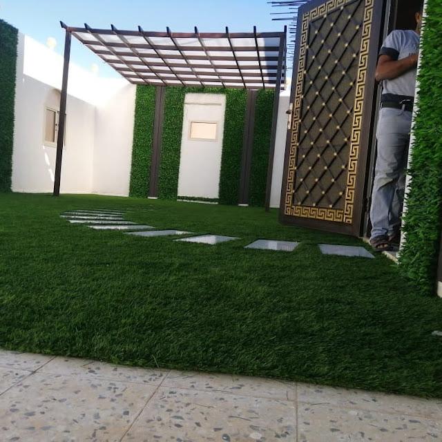 مؤسسة تنسيق حدائق بخميس مشيط
