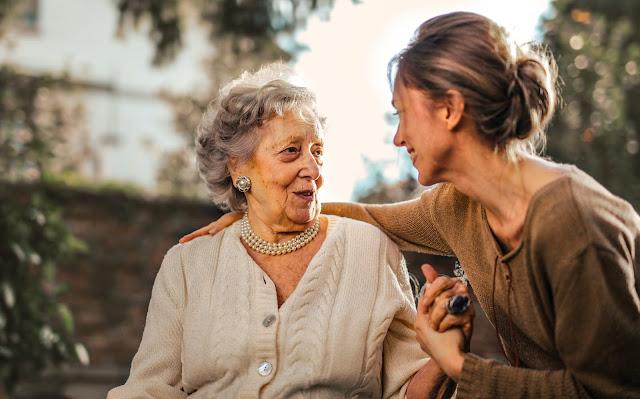 Senior living and Family