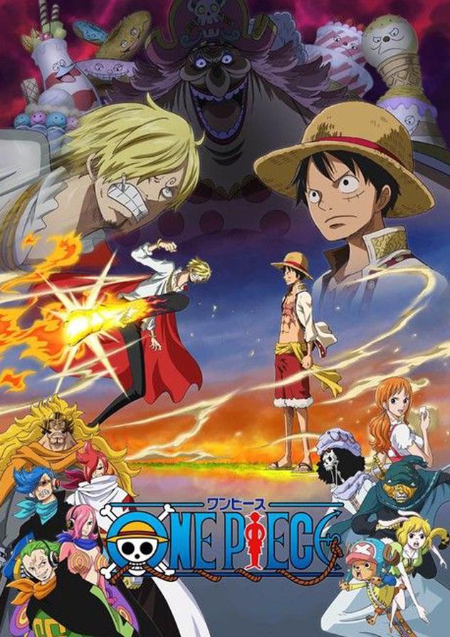 One Piece Episode 807 Sub Indo : piece, episode, Piece, Episode, Atsunime