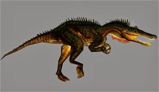 Foto Suchomimus
