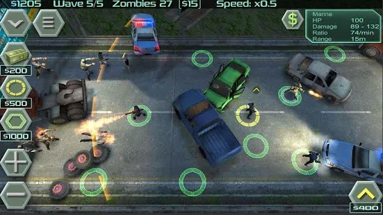 Zombie defense Apk + Data for android