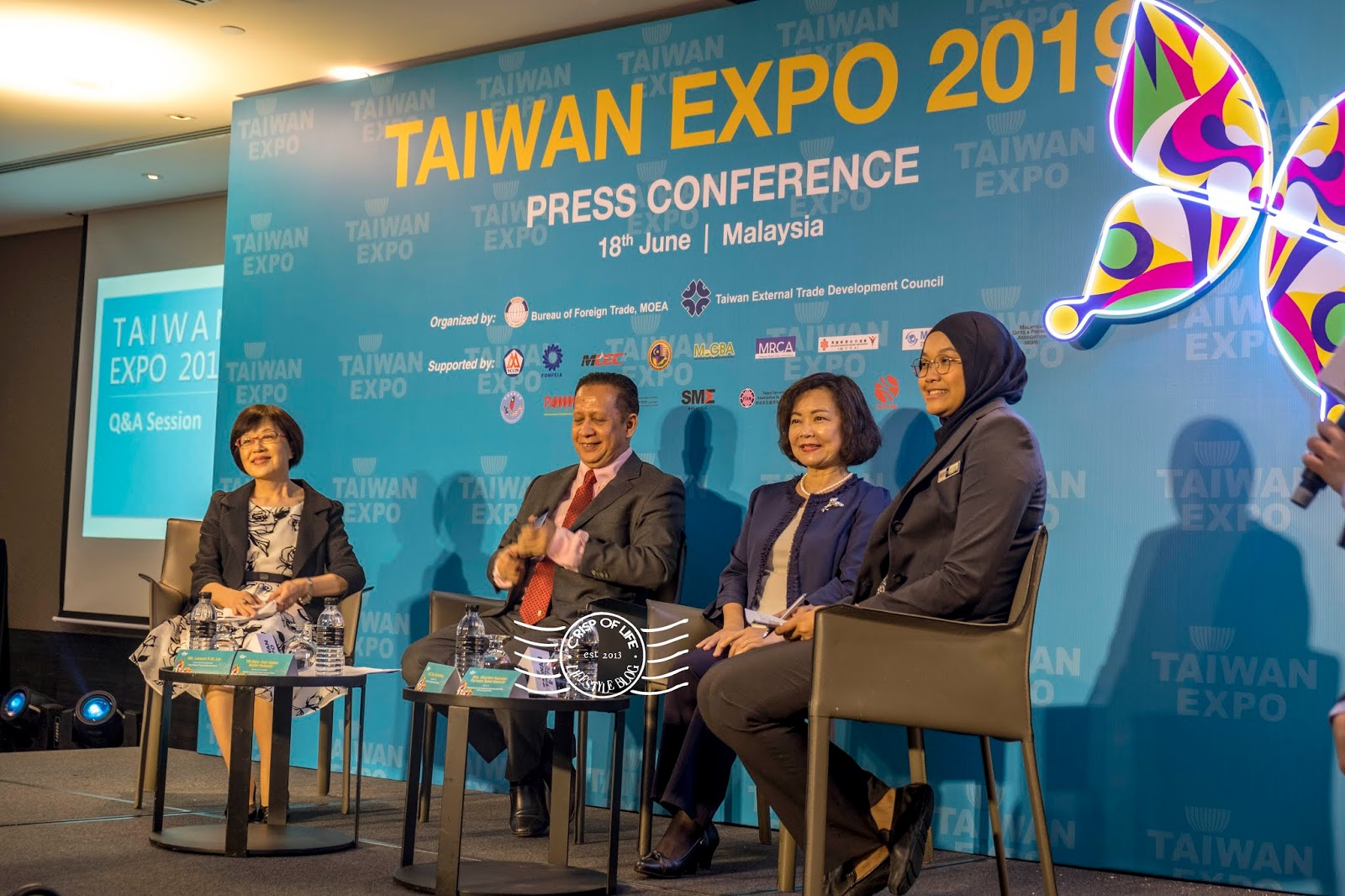 Taiwan Expo 2019 in Penang for the First Time on 5th and 6th July at Setua Spice Convention Centre