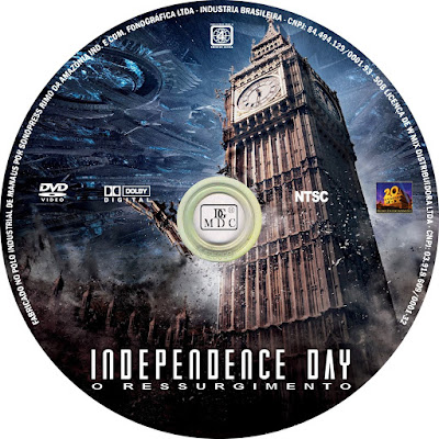 Label Indepence Day O Ressurgimento