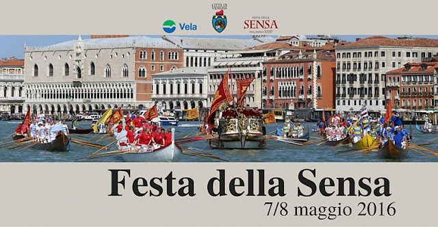 Festa della Sensa 2016, Benátky