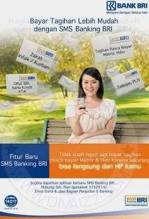 Format SMS Banking BRI - www.divaizz.com