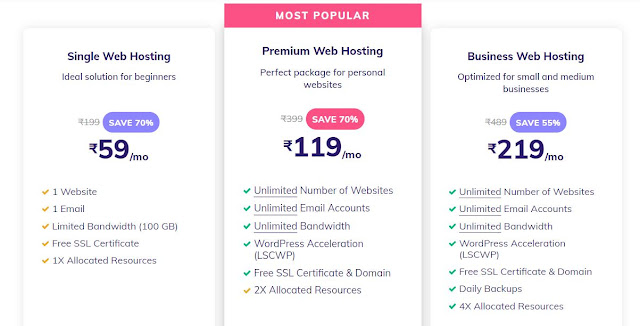 Cheap webhosting services