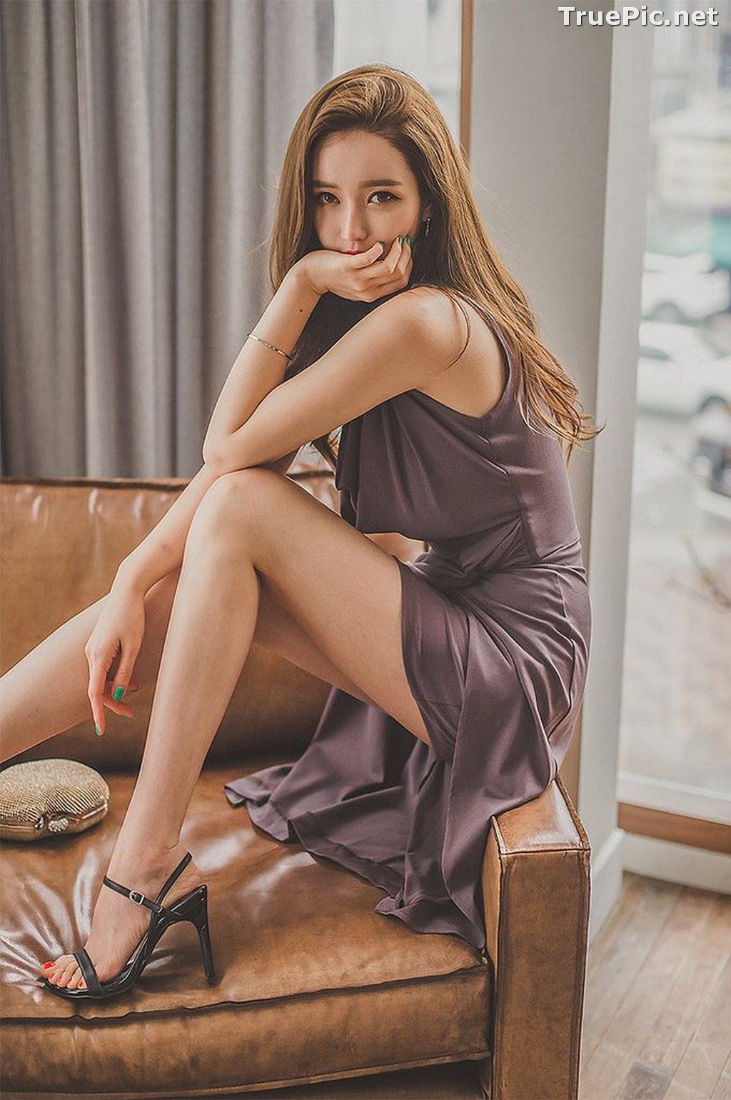 Image Lee Yeon Jeong – Indoor Photoshoot Collection – Korean fashion model – Part 17 - TruePic.net - Picture-6