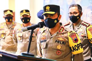 kapolda Jateng Pemudik Jangan Nekat Masuk Jateng, Polisi Siap Putar Balik