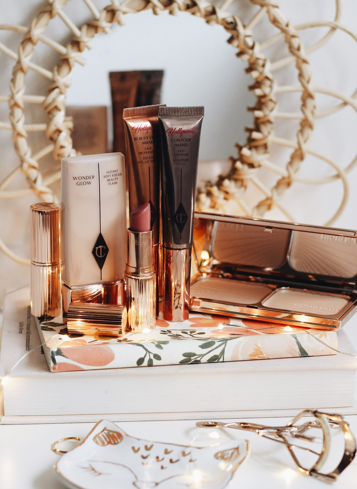 5 Charlotte Tilbury Makeup Favourites