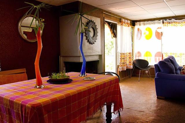 Interior casa andaluz