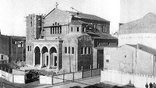 Iglesia derribada, iglesia erigida