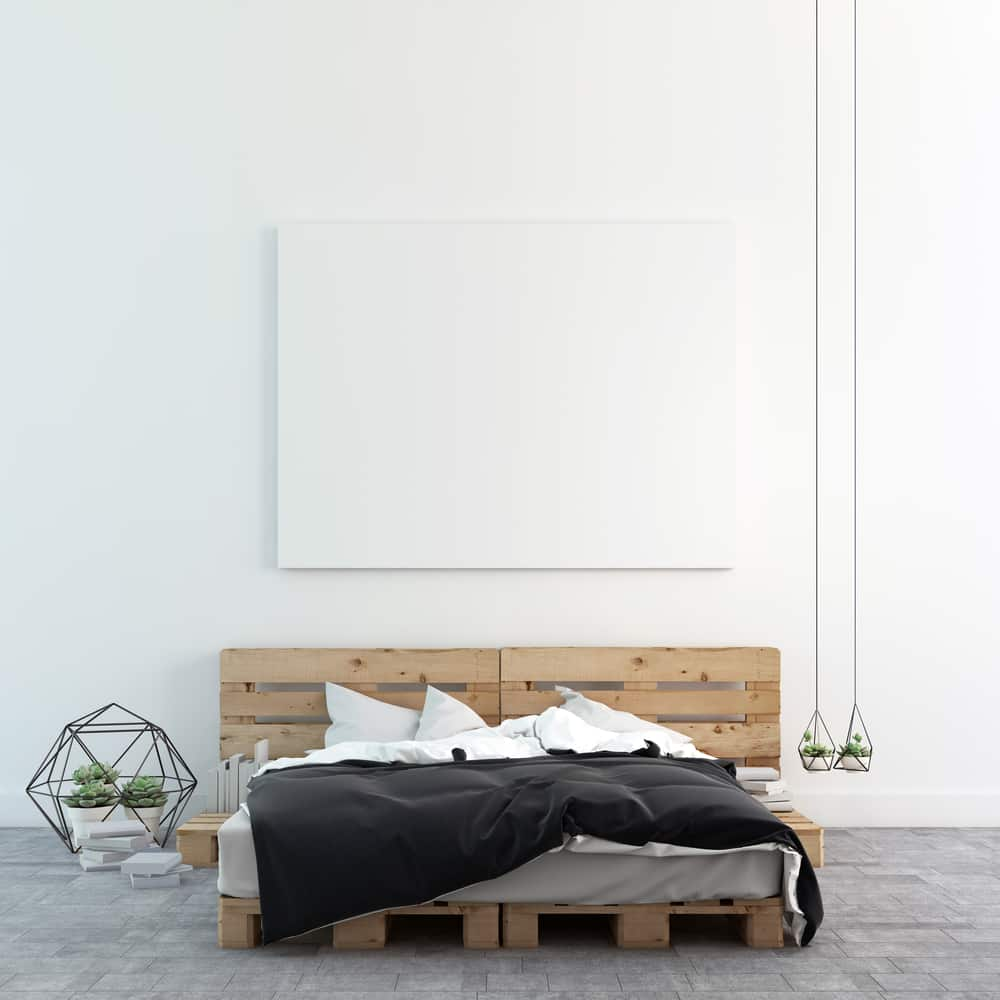 Minimalist House Bedroom Interior Design